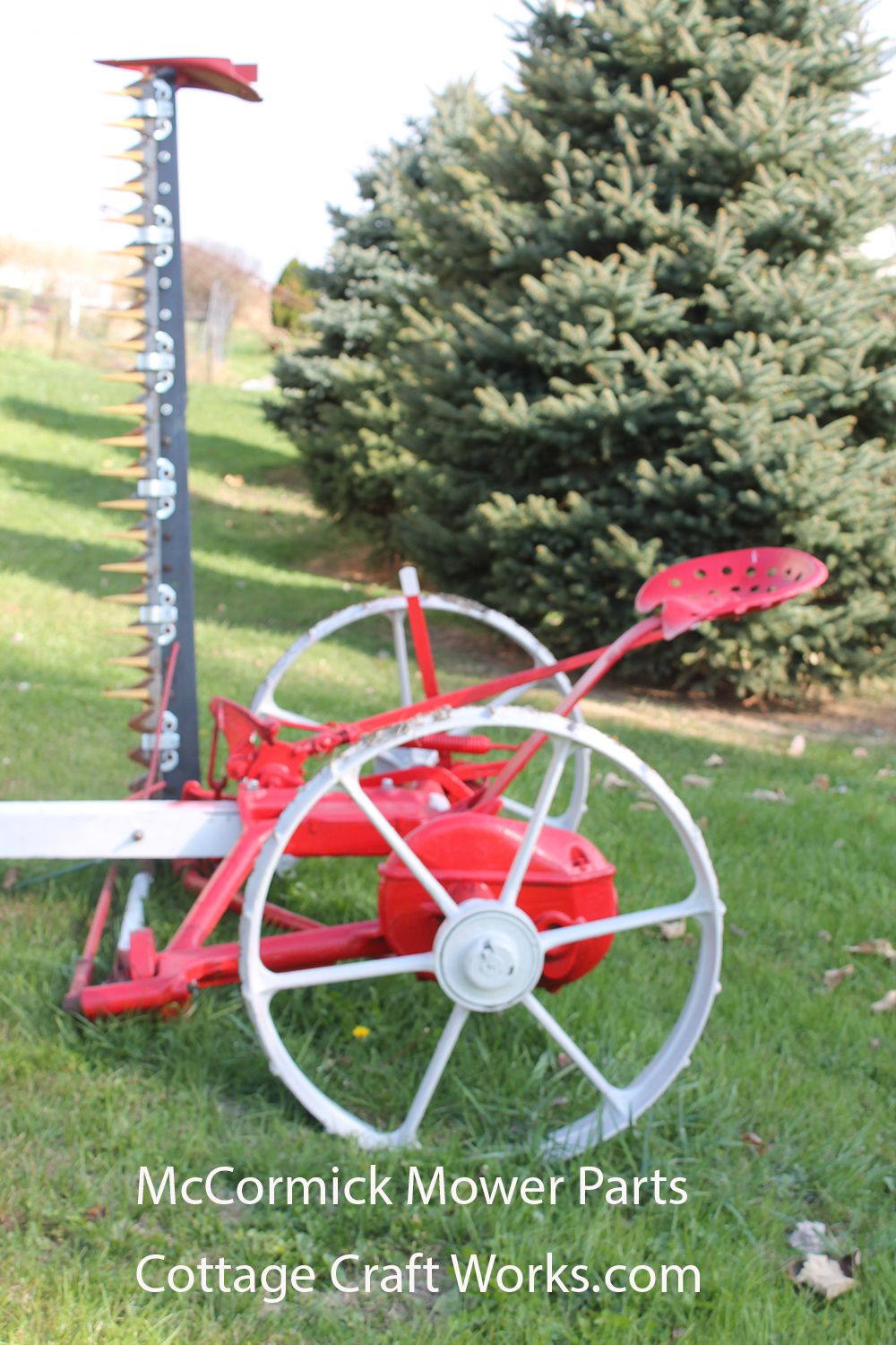 Complete Source For Mccormick Deering 7 9 Sickle Mower Repair