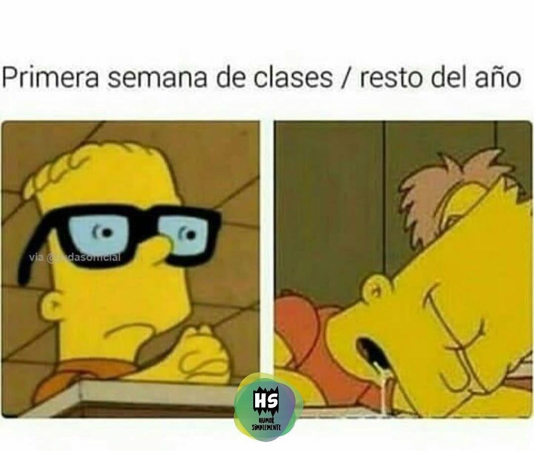 Memes Divertidos Memes Memes De Los Simpson