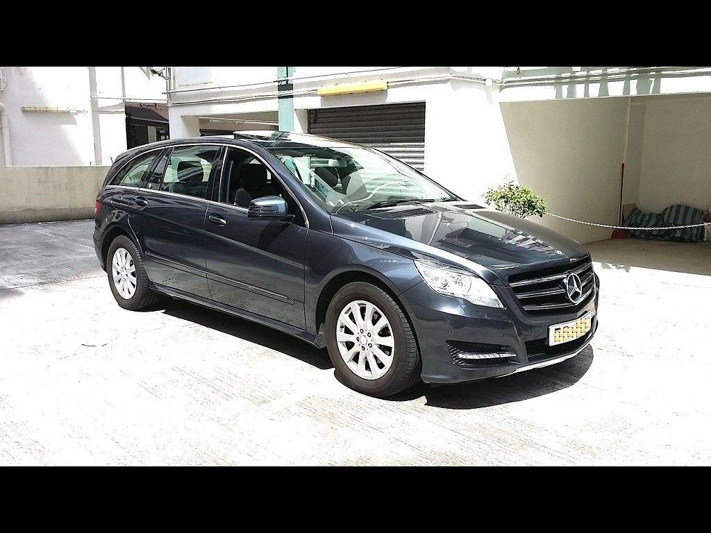 車廠:Mercedes-Benz 型號:R300L FACELIFT 年份:2011年 傳動:AT+/- 自動加減波 容積:3000cc 車門:5 門 座位:7座 顏色:灰色 手數:0手 里數:約34000km 牌費:2015-12-07 售價:$398,000 #driver.com.hk #HK #Mercedes-Benz