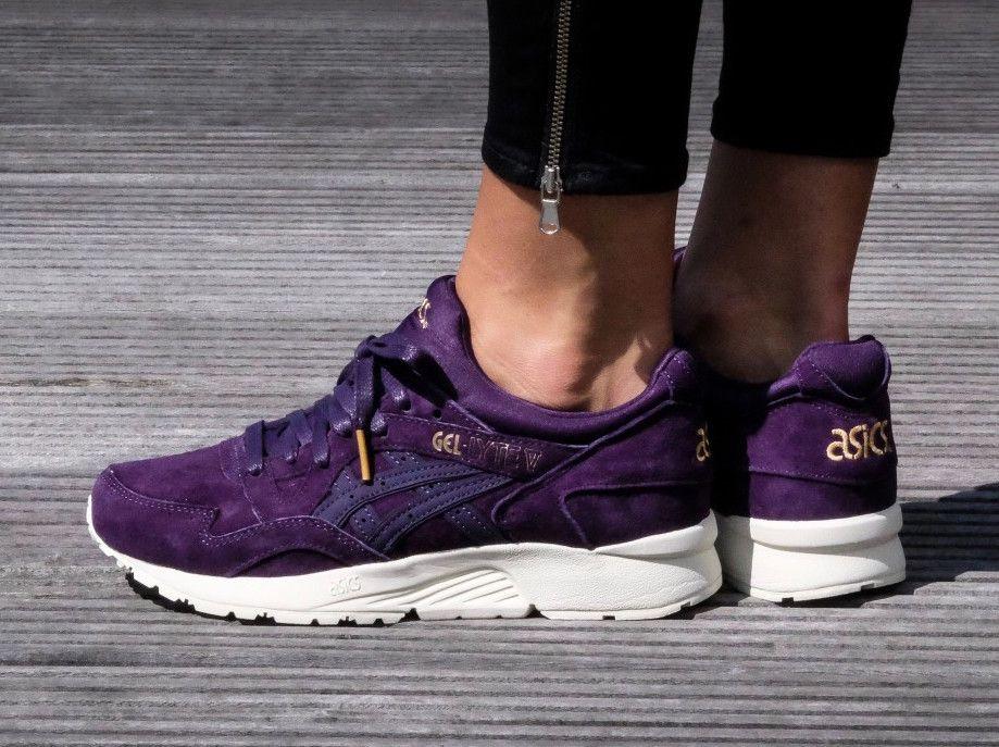 cfefe22fecc ... promo code for sneakerscartel asics gel lyte v purple suede sneakers  shoes kicks jordan lebron nba