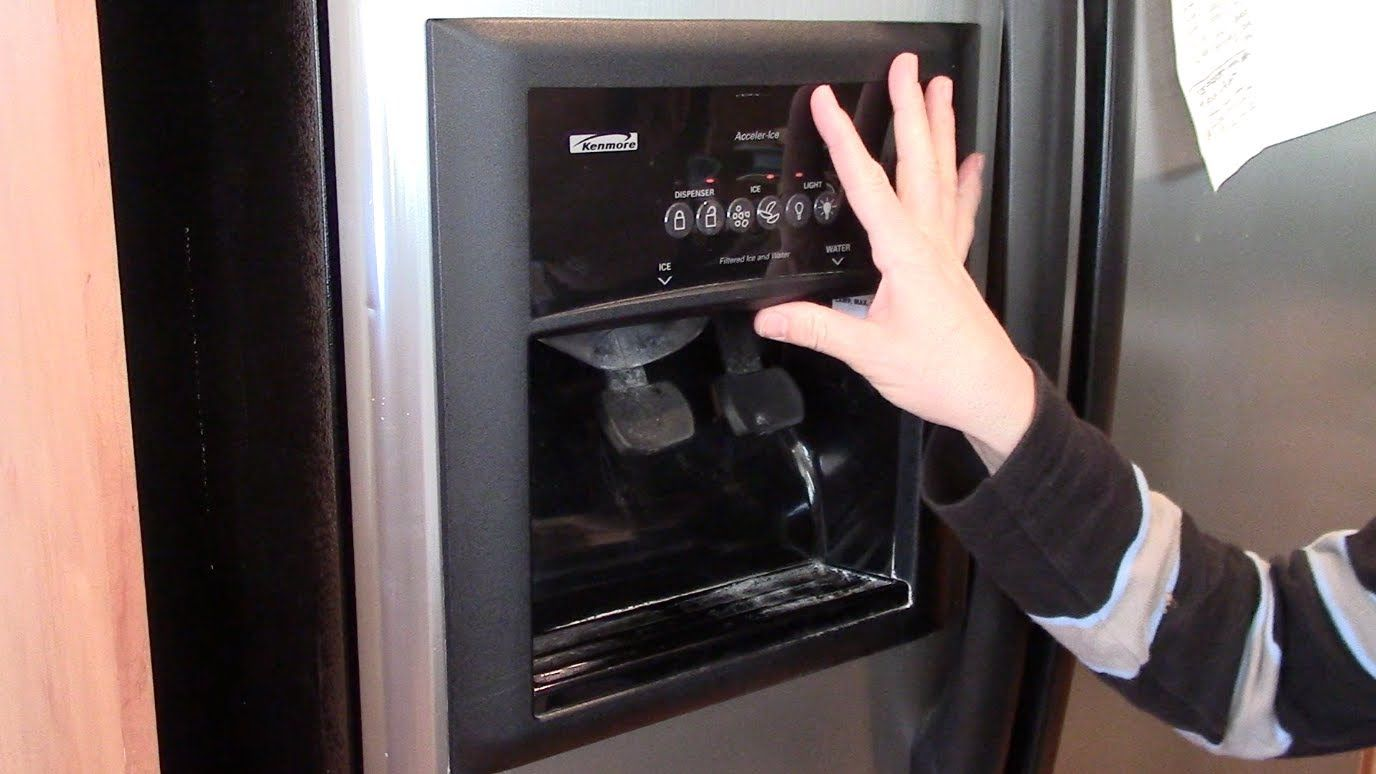 How to fix a dripping water dispenser refrigerator