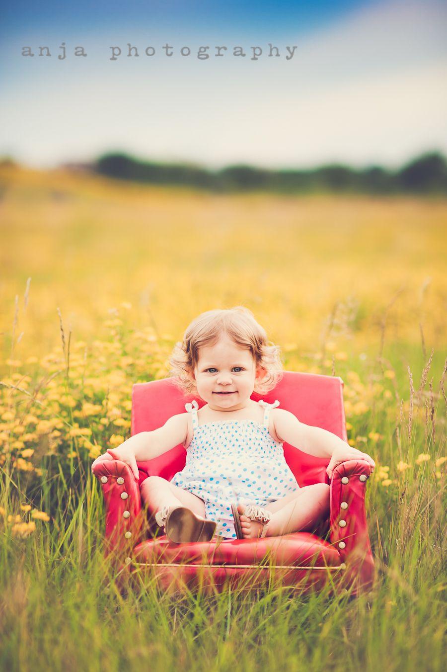 love the field & love the chair. anja photography (winner of NAPCP new photog)