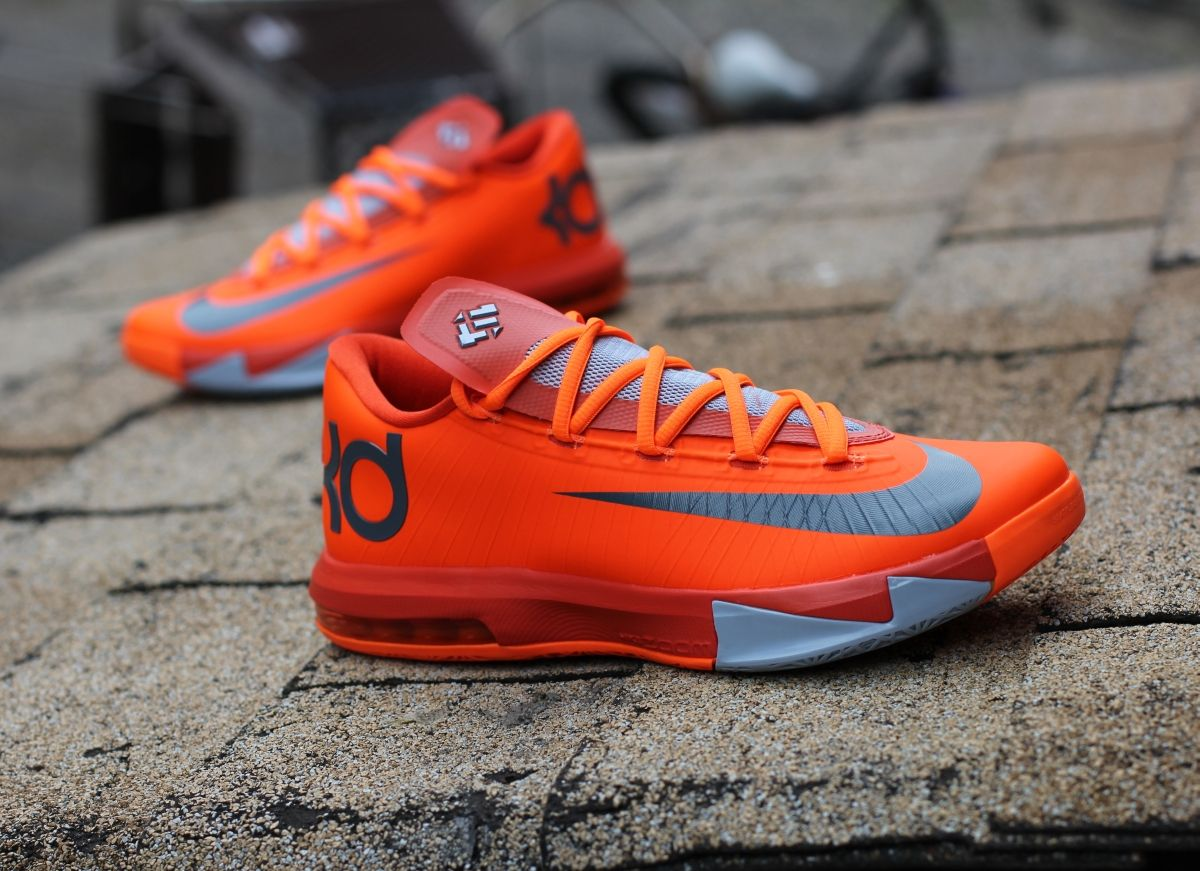 differently 400c3 07ea3 Nike KD 6