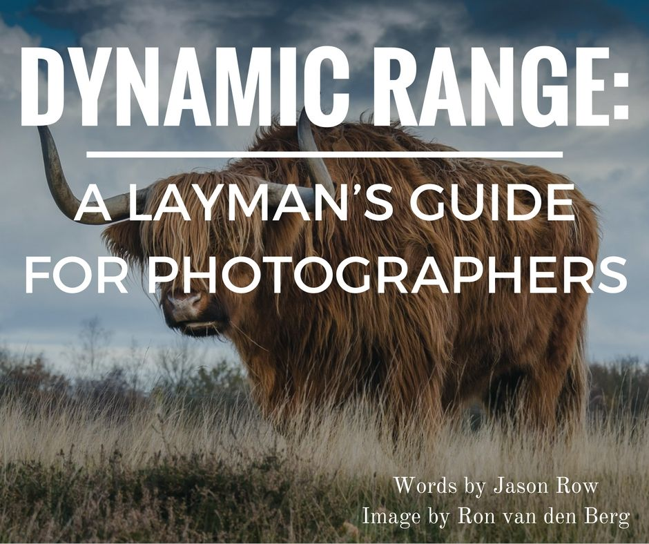 Understanding dynamic range is the key to realizing how you can properly expose…