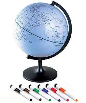 Edu Science 4085 Colour My World Globe by Edu Science