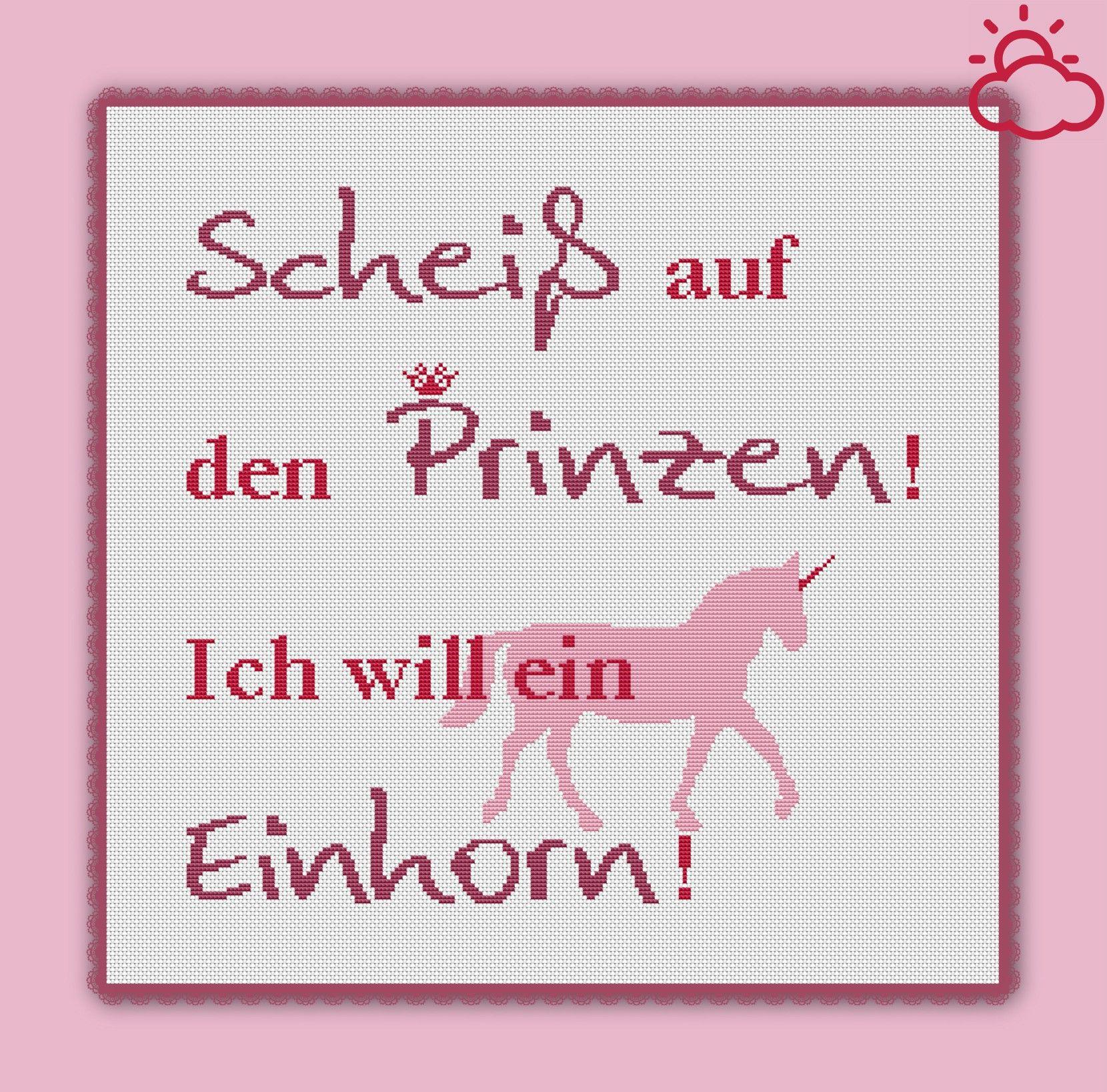 Stickvorlage von www.yayaya-shop.com im Kreuzstich
