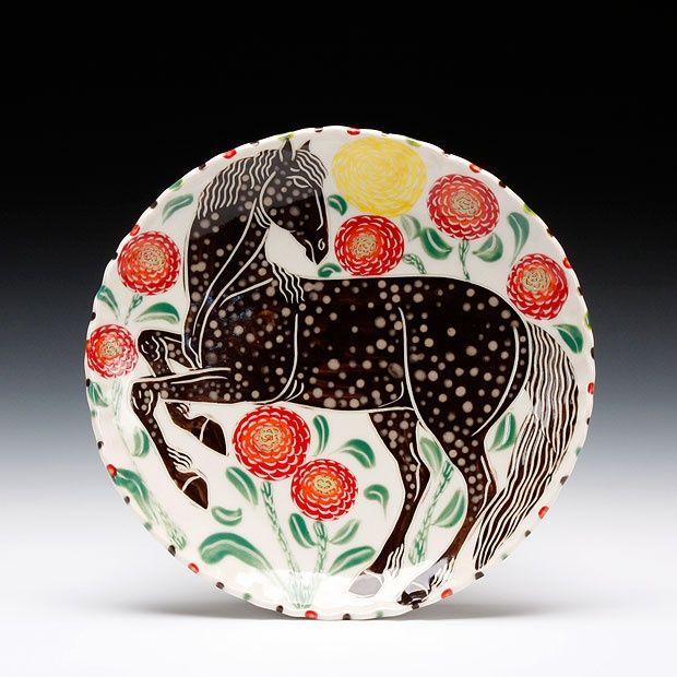 Sue Tirell Pottery Sue Tirrell Ceramics Sgraffito Pinterest Pottery Art Easter Pottery Sgraffito