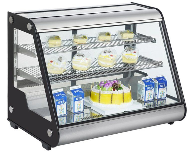 Countertop Refrigerator With Images Showcase Display