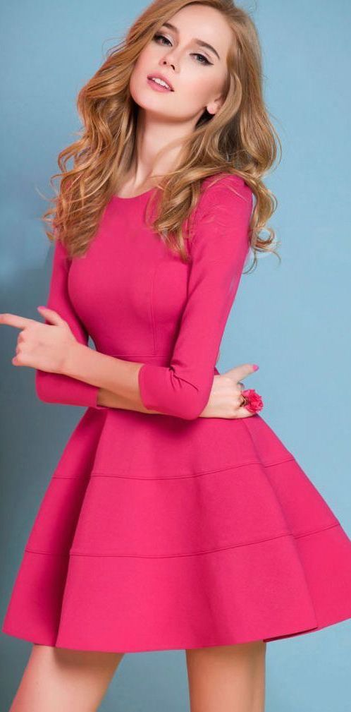 Pin de Daniel Gómez en Women\'s Fashion | Pinterest | Vestiditos ...