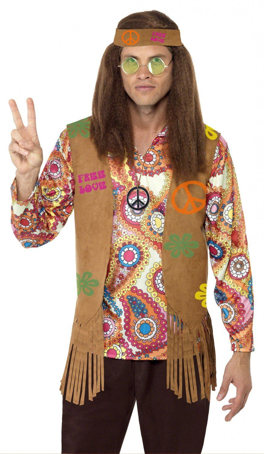60s Hippie Fashion Men Google Search Dichotomous Duo