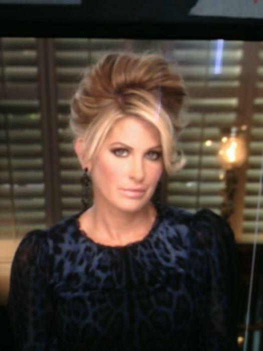 Kim Zolciak And Her Real Hair Kim Hair Kim Zolciak Hair Beauty