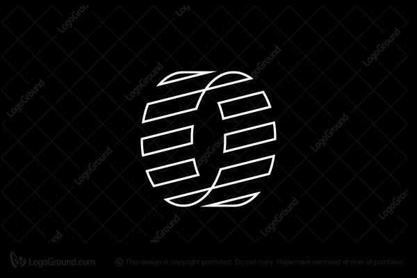 Letter O Logo Typographic Logo Lettering Letter O