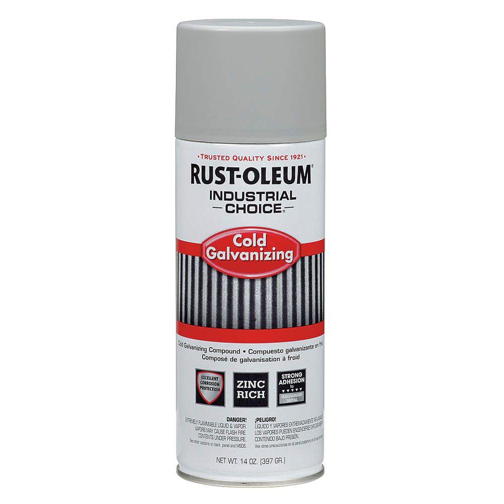 Rust Oleum Spray Paint Galvanized 14 Oz Spray Paints 6kp26 1685830 Grainger Industrial Supply 7 80 Rustoleum Spray Paint Wood Galvanized