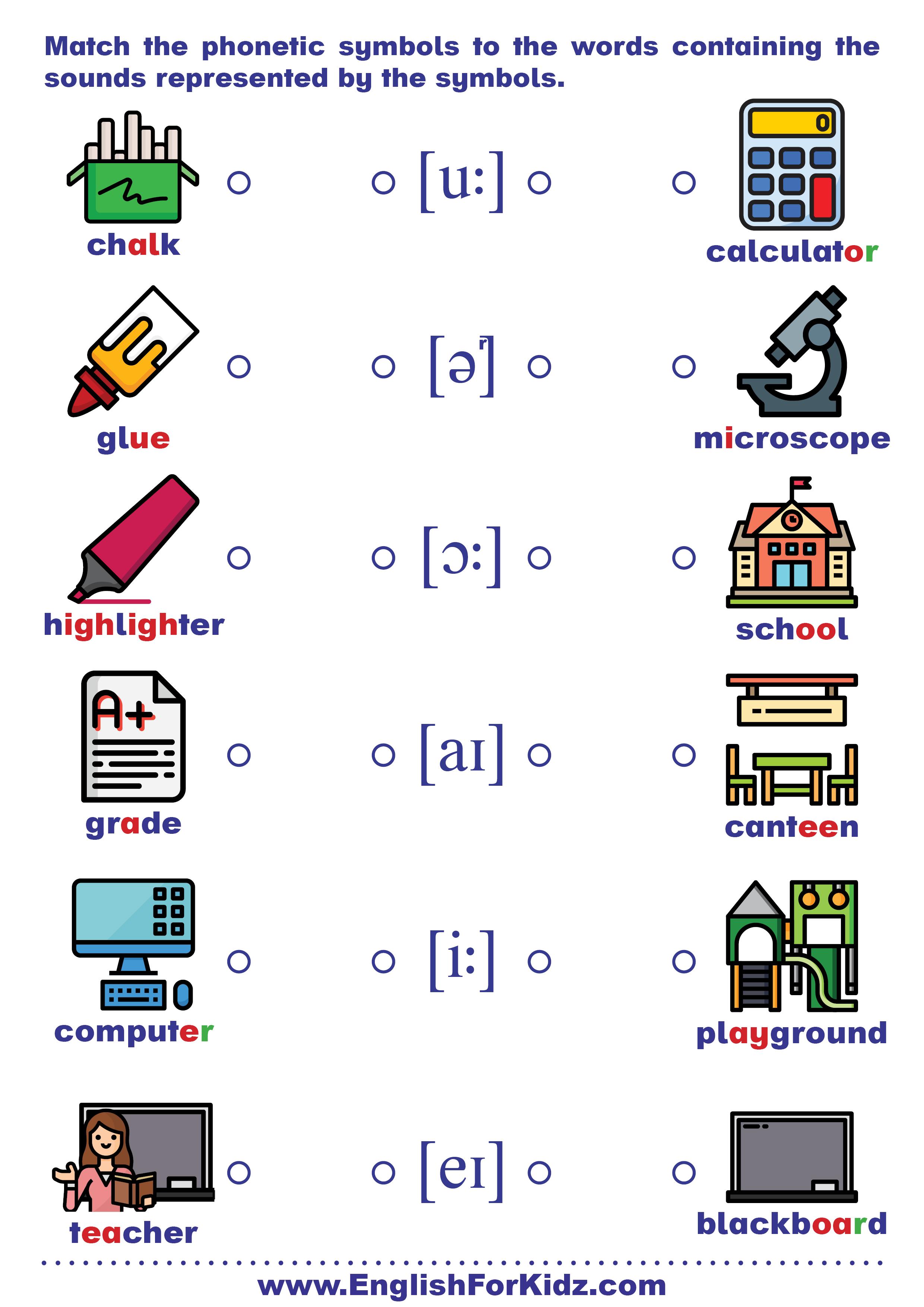International Phonetic Alphabet Exercises English Phonics Phonics Phonics Worksheets [ 3508 x 2480 Pixel ]