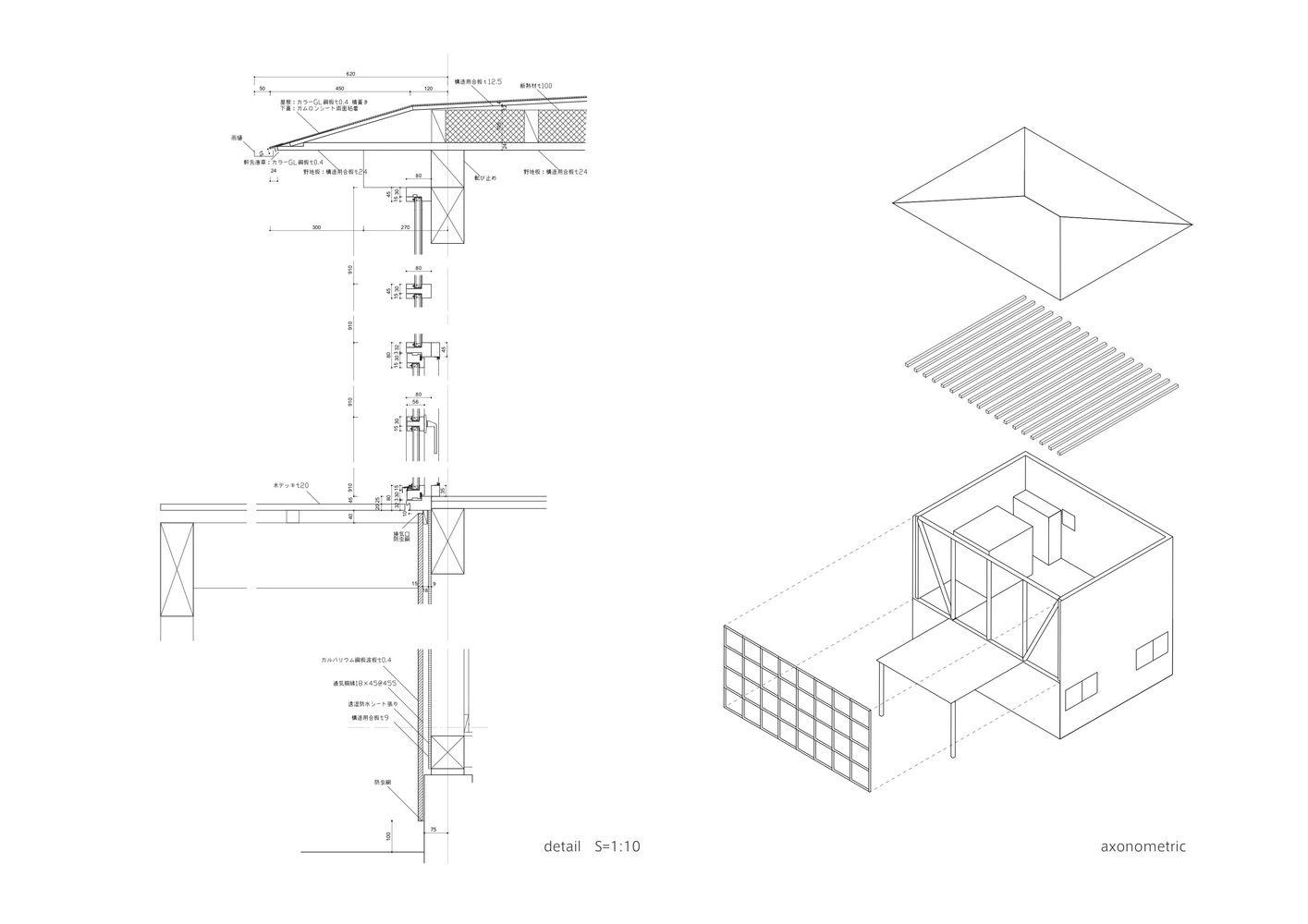 Module House gallery of module grid house / tetsuo yamaji architects - 22