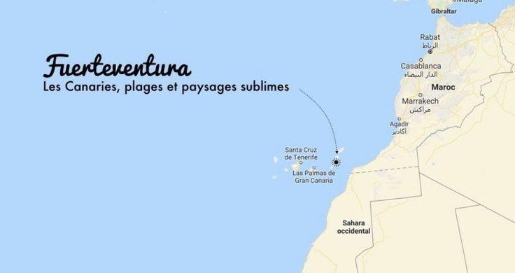 Fuerteventura Que Faire Et Visiter Sur Cette Ile Des Canaries