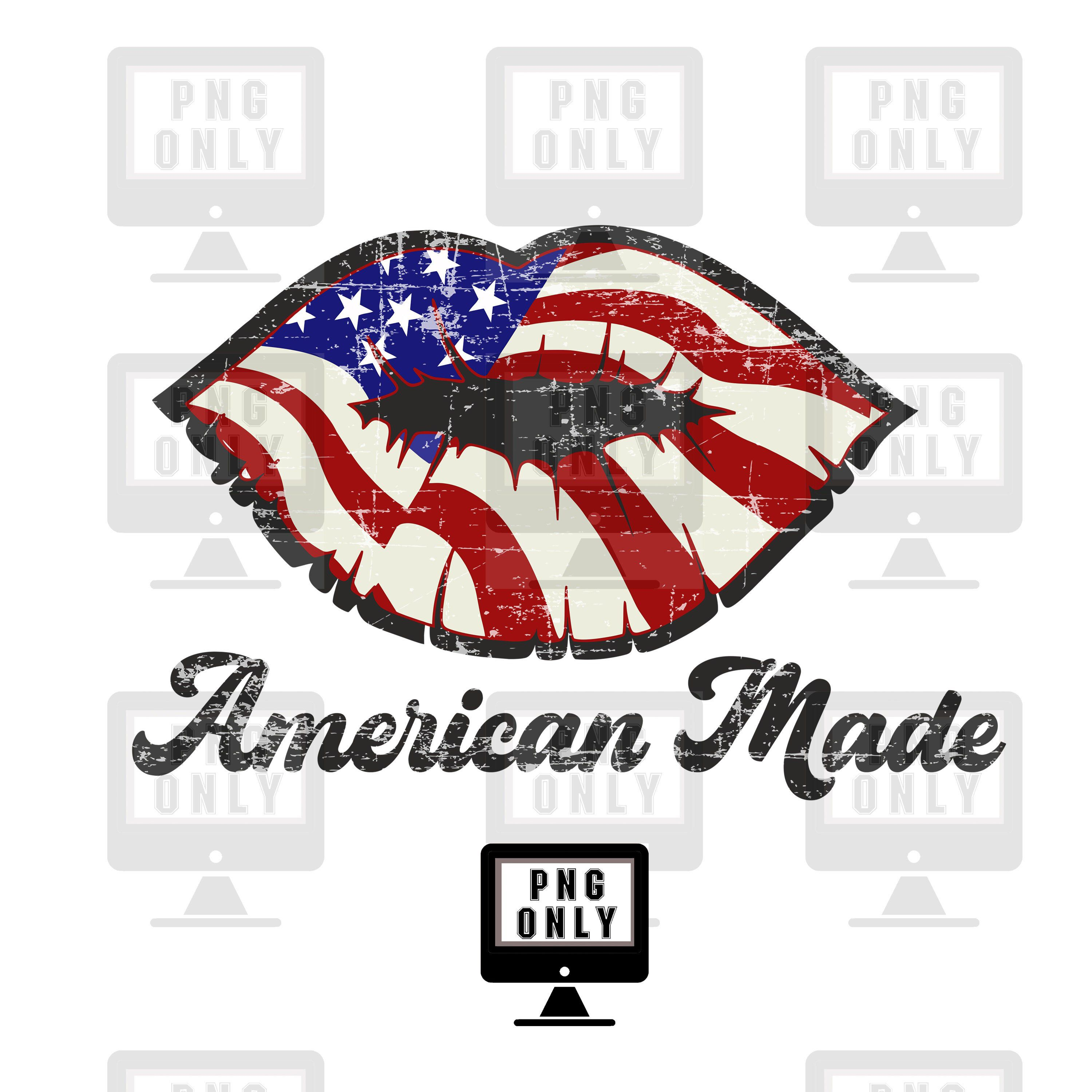 Excited To Share This Item From My Etsy Shop Patriotic Lips Dripping Flag Flag Lips Usa American Flag Png 4th Patriotic Lips Digital Clip Art Clip Art