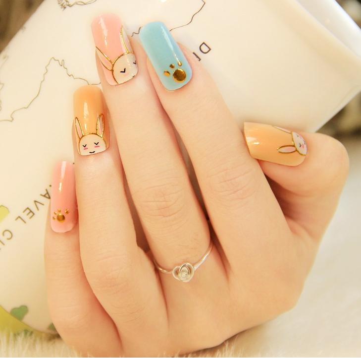Beauty Sticker Fashion Nail Art Supplier Nail Wraps Nail Sticker ...