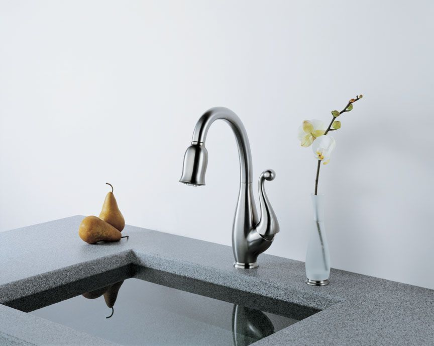 Brizo Floriano Kitchen Faucet | Brizo Denver Showroom | Pinterest ...