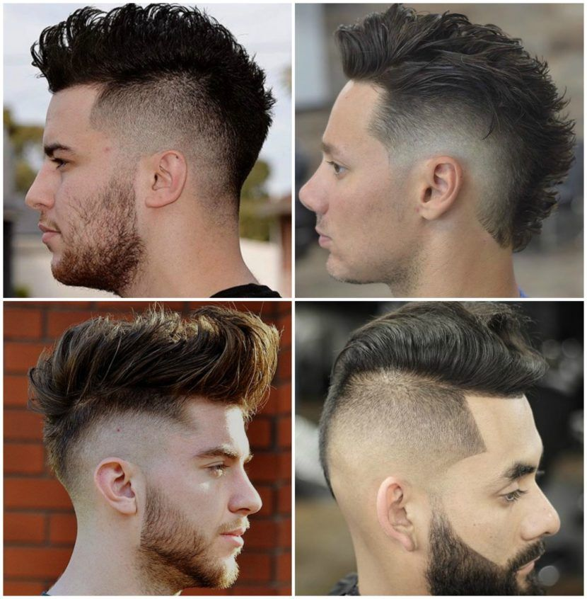 Low Fade High Fade Haircut Styles For Men 12