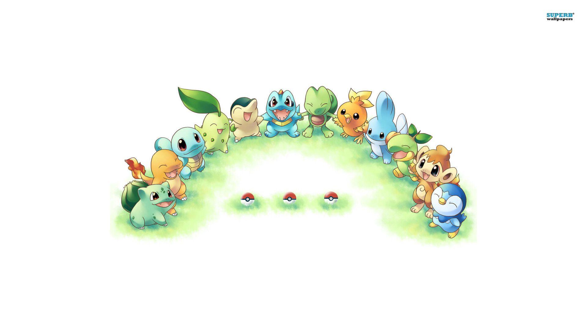 Anime Pokemon Wallpaper