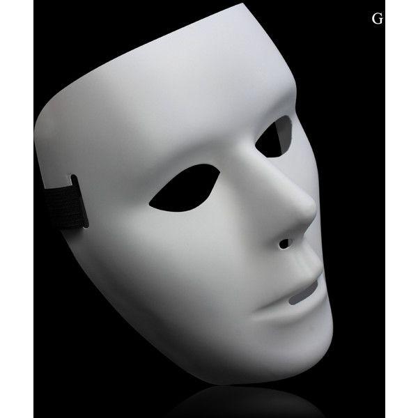 Black Jabbawockeez Mask Halloween Holiday Gift Dance Group Costume
