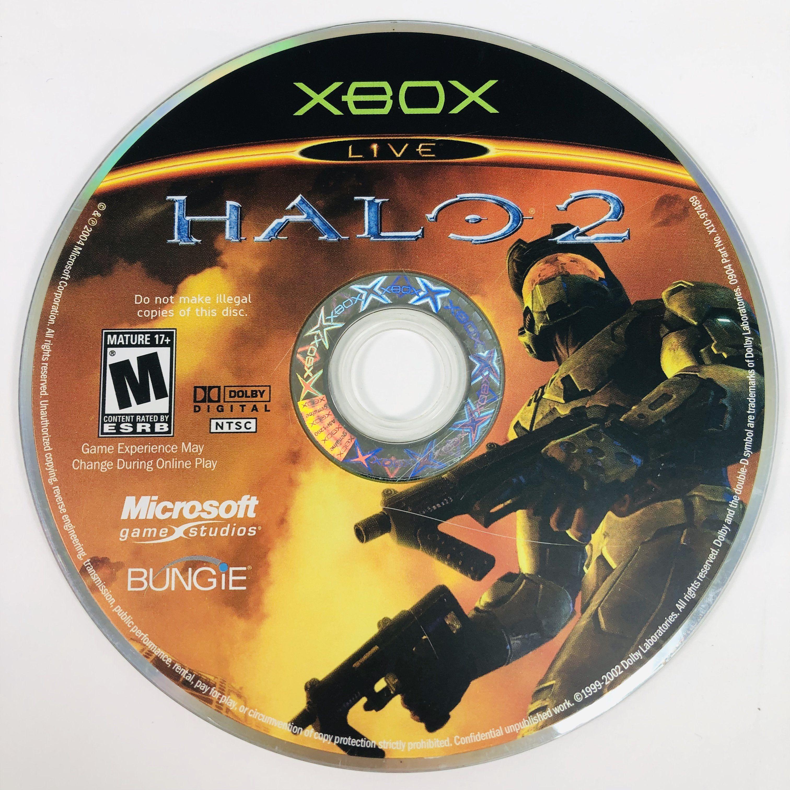 Halo 2 Microsoft Xbox Xbox Microsoft Halo 2