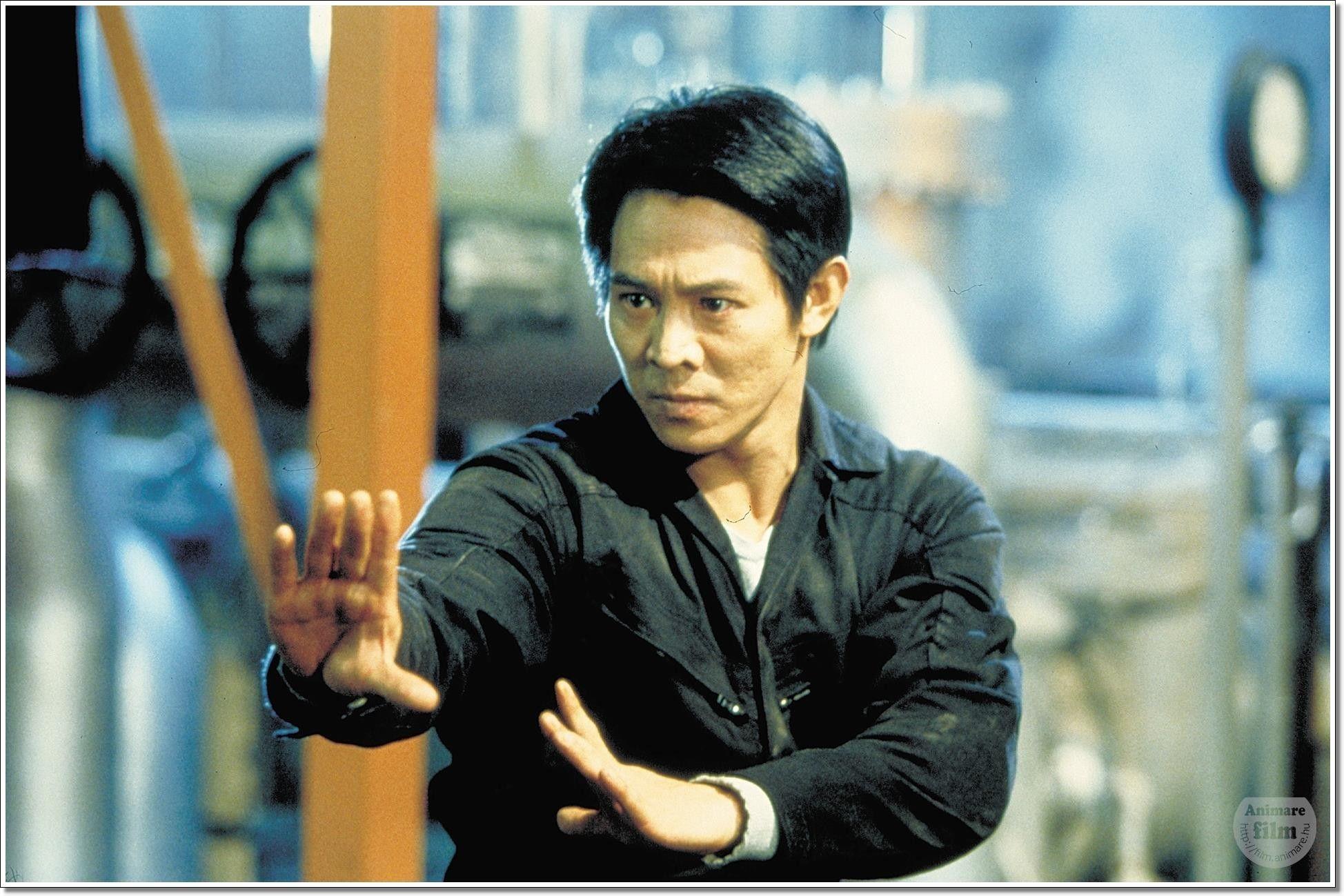 Jet li in The One. Jet li, Martial arts, Jet