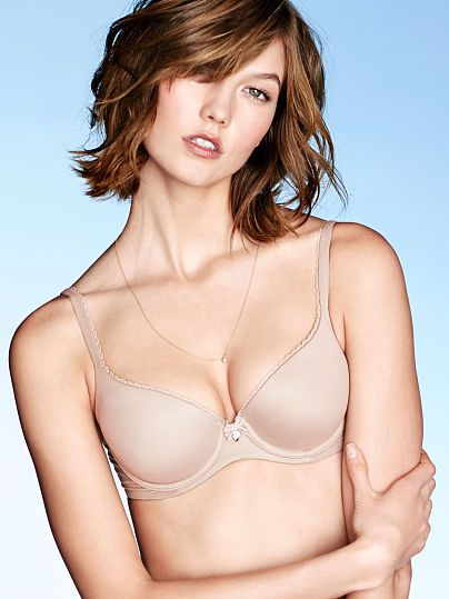 91aceca33b30a Worn by   Angel Karlie Kloss Type   Body by Victoria Demi Bra Color    Champagne