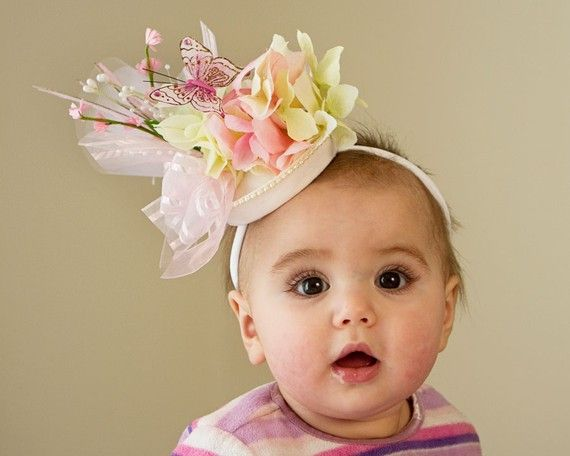 7a288f0d2 Baby hats PATTERN, baby girl hat, DIY Hat, PDF Instructions, frilly ...