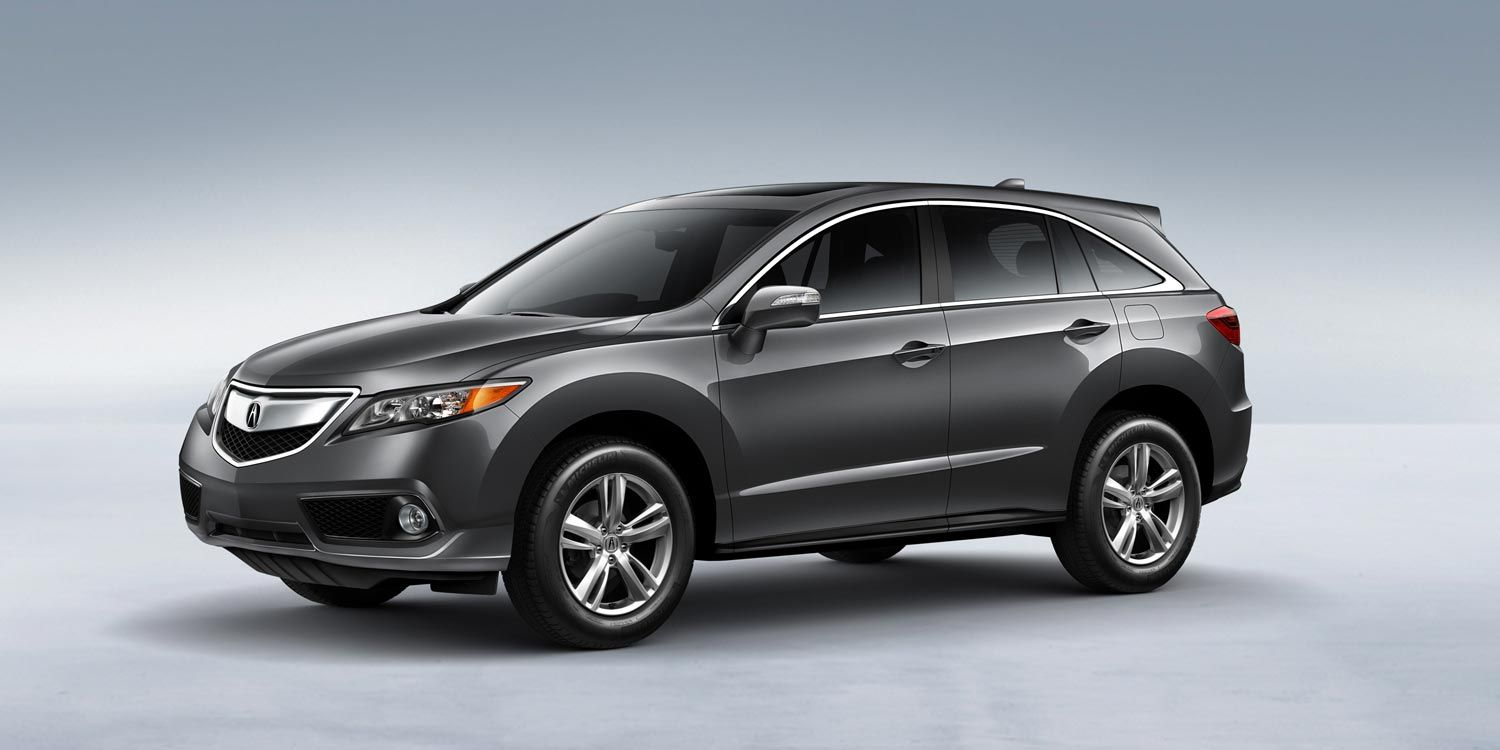 Technology Package In Graphite Luster Metallic Gray Acura Rdx Acura 2017 Suv