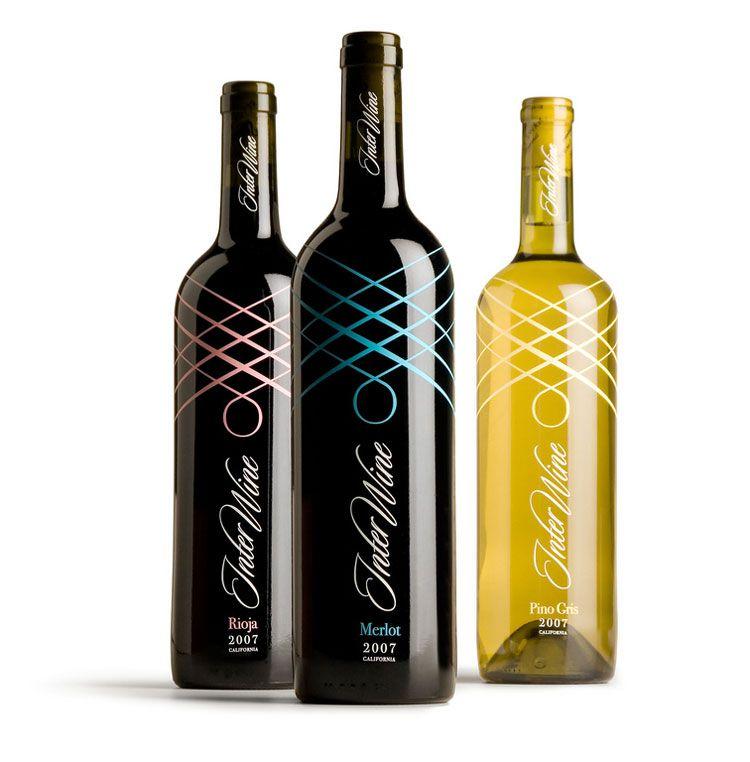 26+ Free Wine Bottle Mockups PSD | Mockups | Design Trends |Wine Bottle Graphic Design