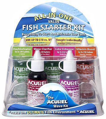 Starter Aquariums