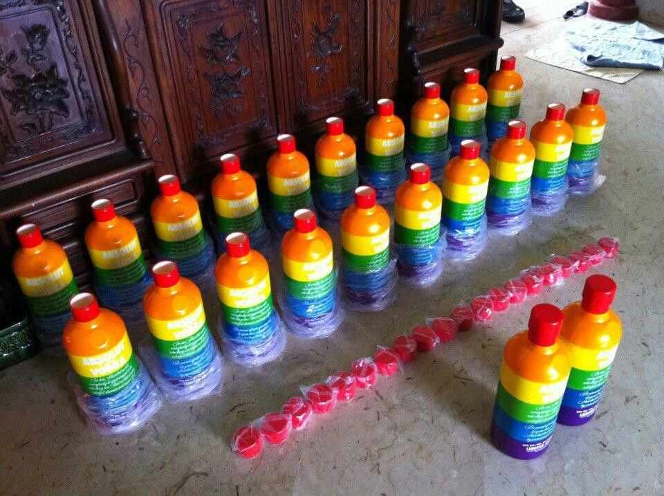 {Absolut} Absolut Colours #Absolut #vodka