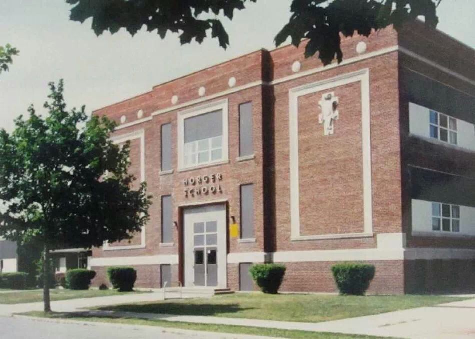 This Is Horger Elementary School In Lincoln Park Michigan I Went There In K 3rd 4th And 5th Ctsuddeth Com Lincoln Park Michigan Pure Michigan