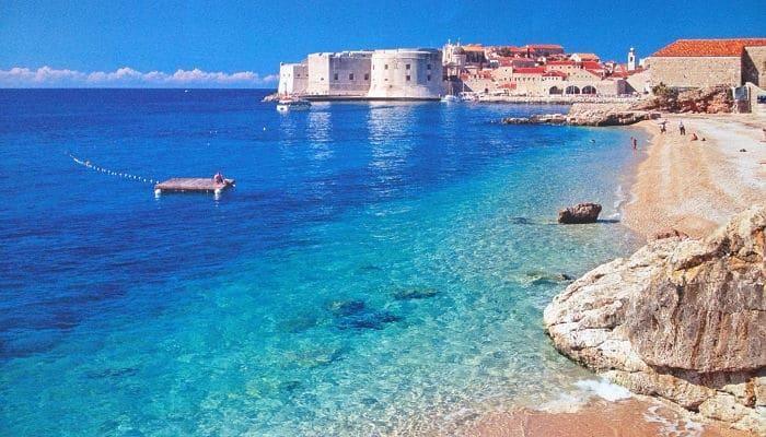 10 playas paradisíacas en Croacia