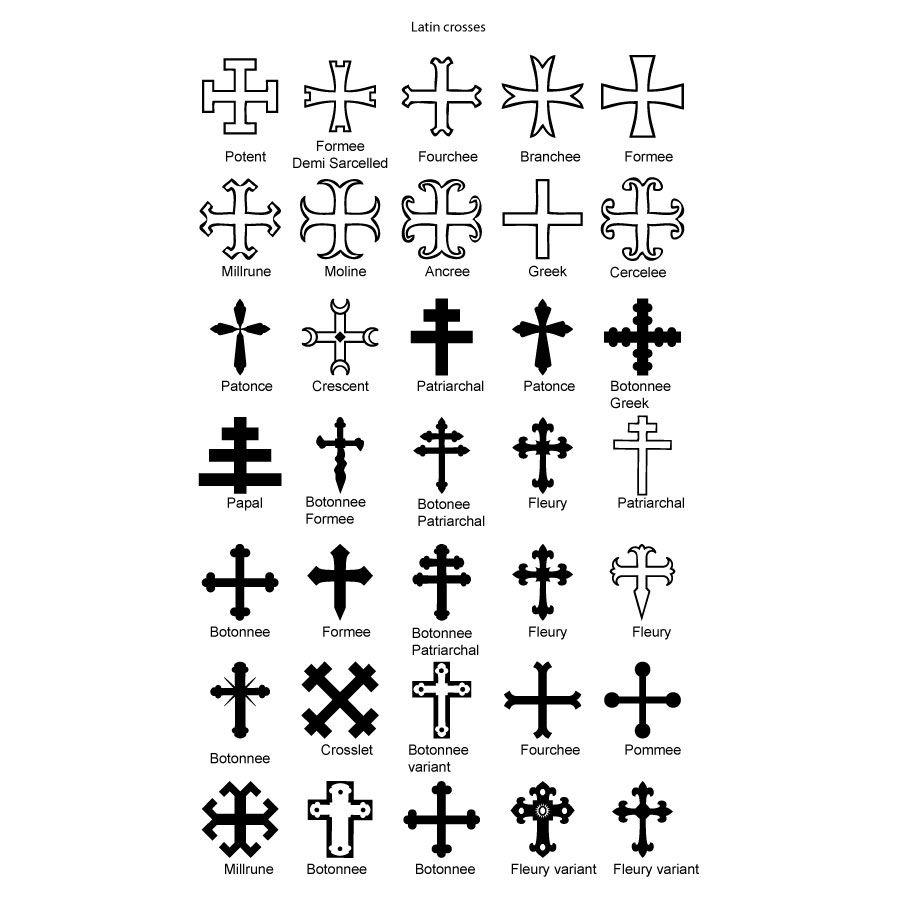 Latin Symbol Tattoos Clipart Library