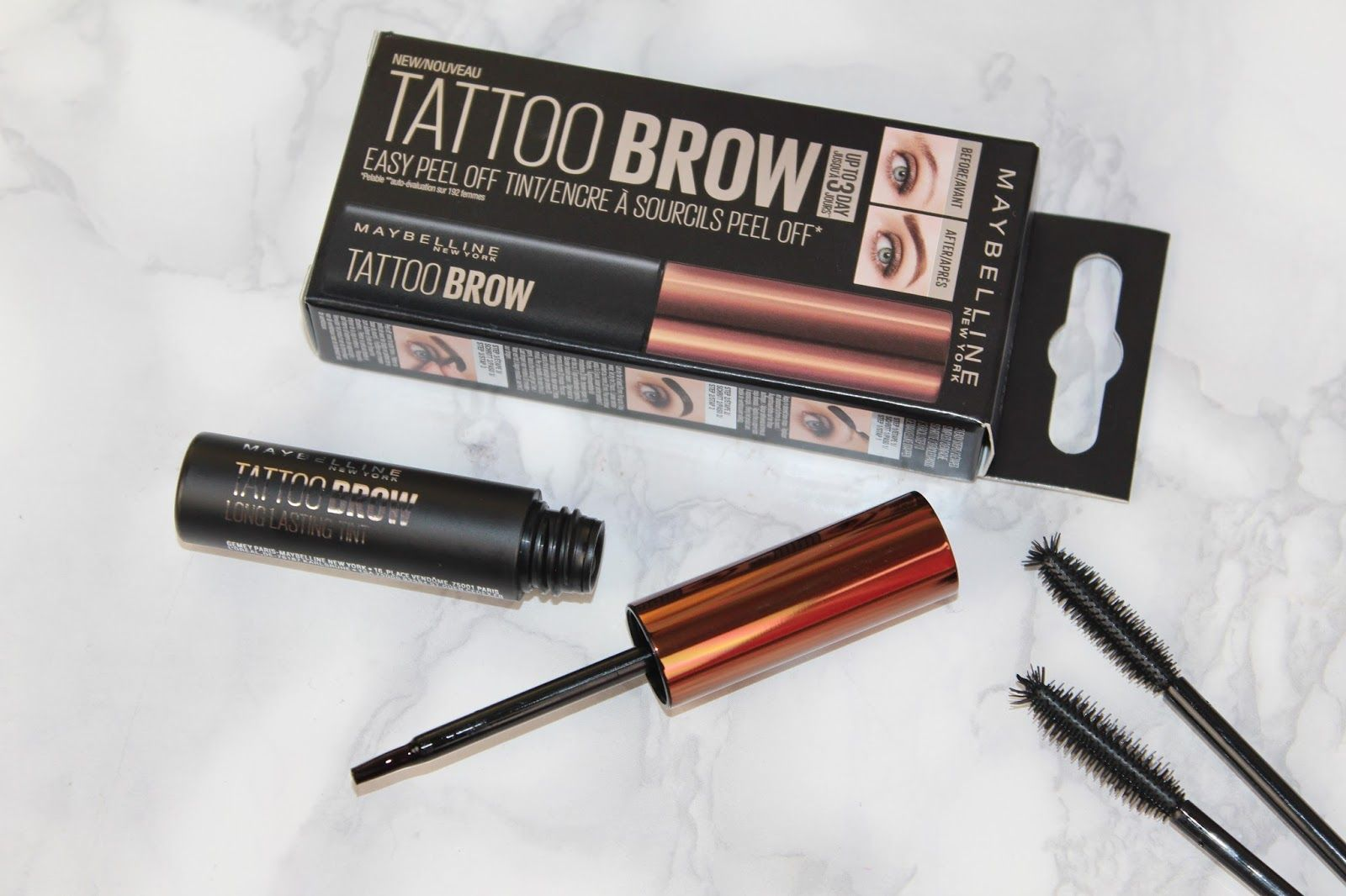 Maybelline tattoo brow review and photos maybelline