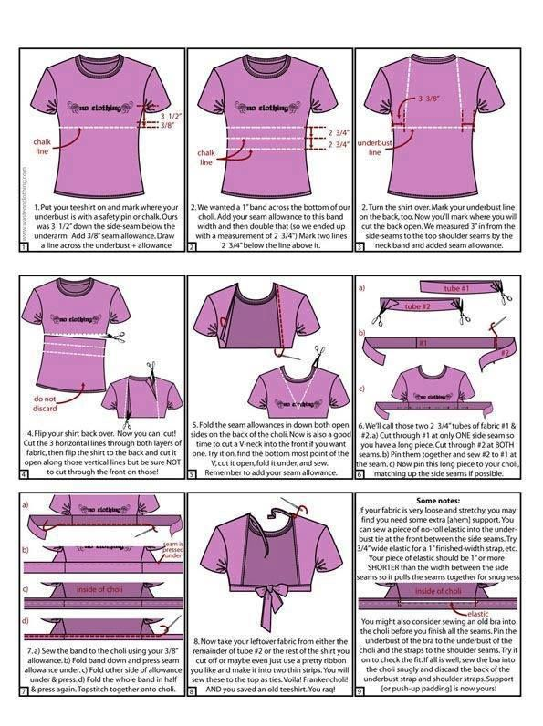 Choli from a t-shirt. | Oriental dance | Pinterest | Danza del ...