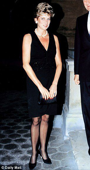London fashion event in 94
