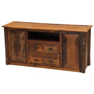 Cool Barnwood Widescreen Tv Stand For Tvs Up To 58 Rustic Tv Stand Barn Wood Tv Stand Wood