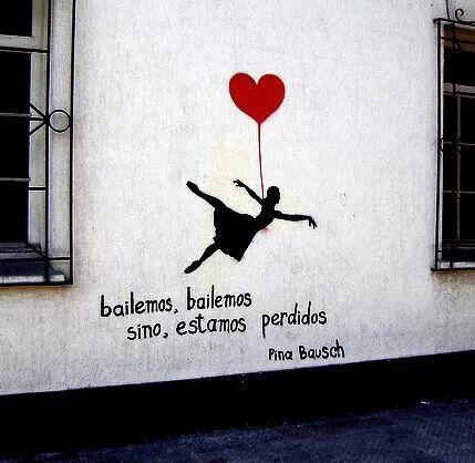 Bailemos Baile Danza Arte Y Pina Bausch