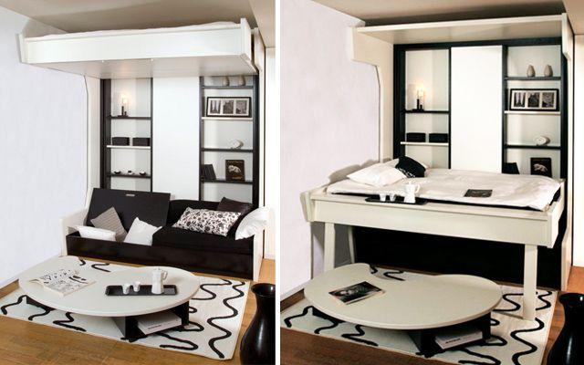 decofilia blog   camas en alto para espacios pequeños   ideas para
