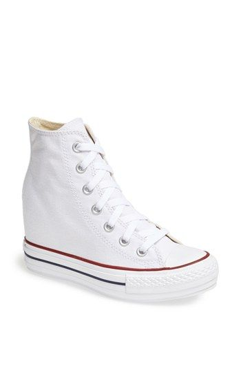 6da7f9b0dc1da7 Converse Chuck Taylor® All Star® Hidden Wedge Platform High-Top Sneaker  available at  Nordstrom