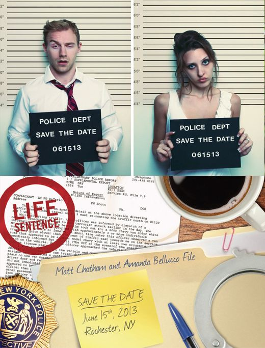 The Following Funny Wedding Invitations Are Brilliantly Conceived And  Executed With Some Genuinely Funny Messages And