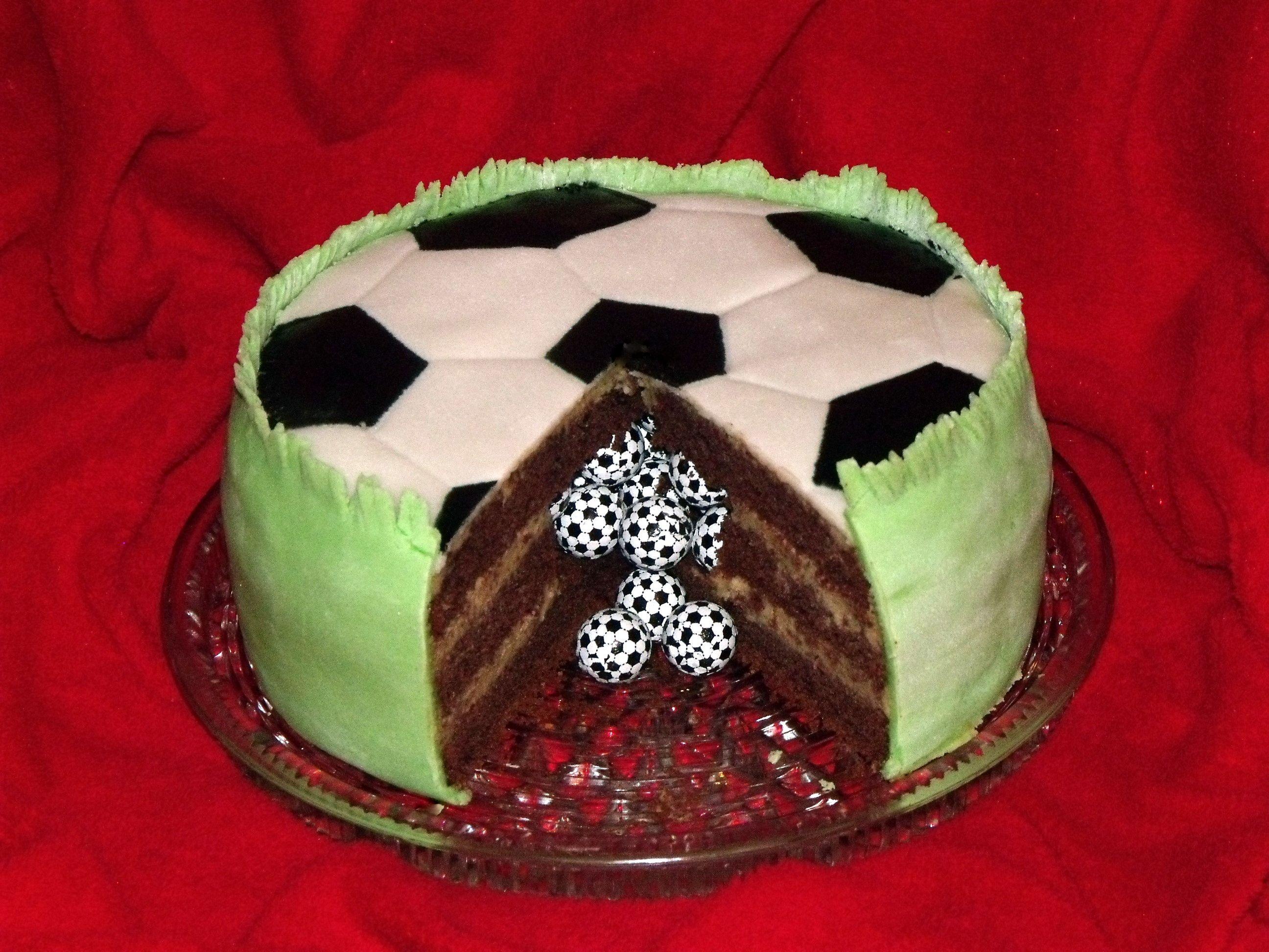 focis torta képek Focis / pinata torta | Tortáim | Pinterest focis torta képek