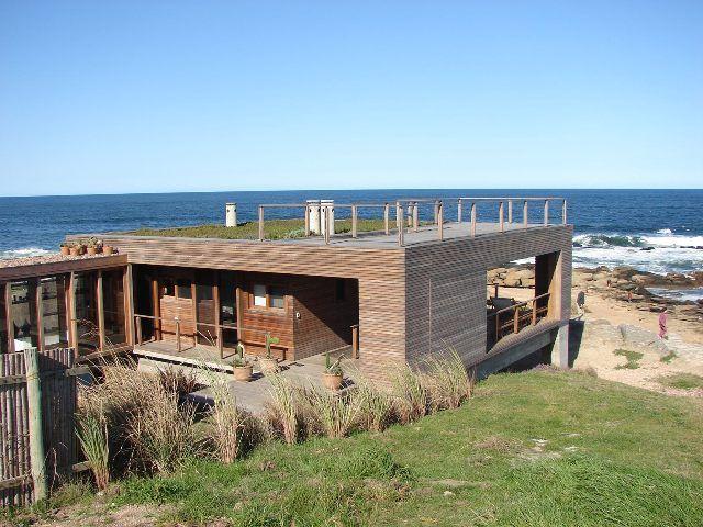 Punta del Este Casas de playa rústicas, Casas de playa