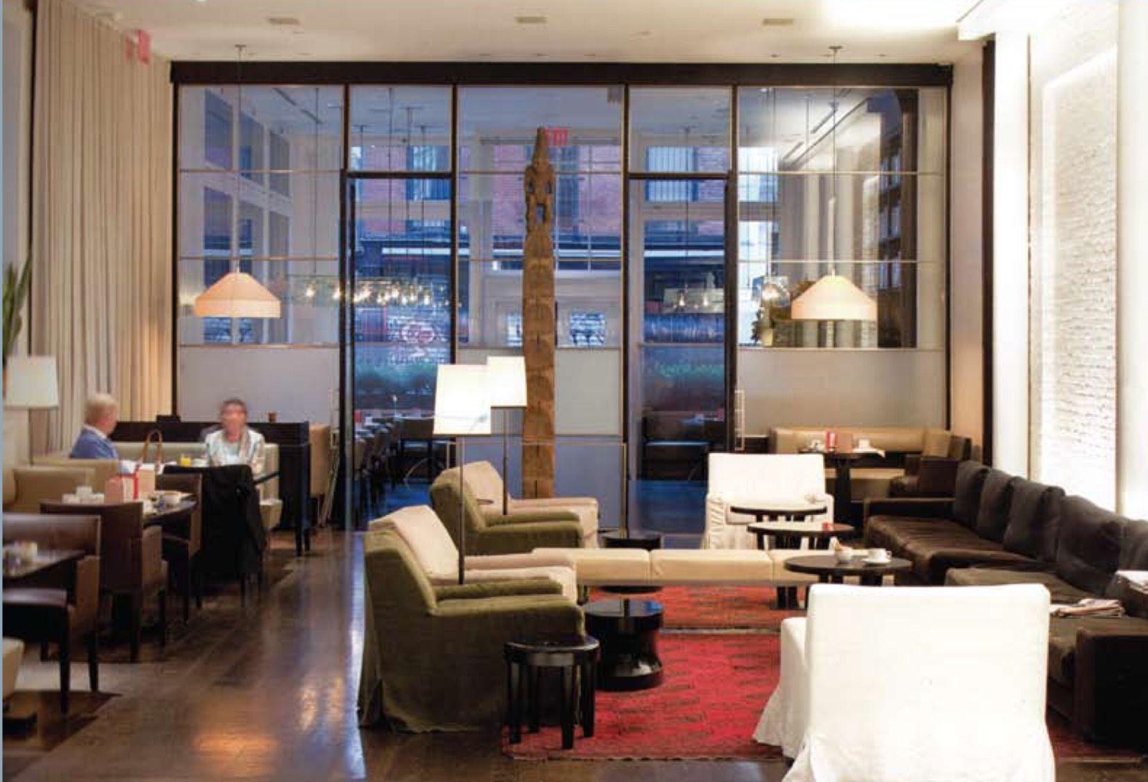 The Mercer Hotel Soho NYC | Mercer Hotel | Christian ...