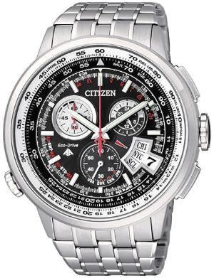 Men S Titanium Citizen Atomic Chrono Time A T Watch Watches For Men Citizen Watch Radio Controlled Watches