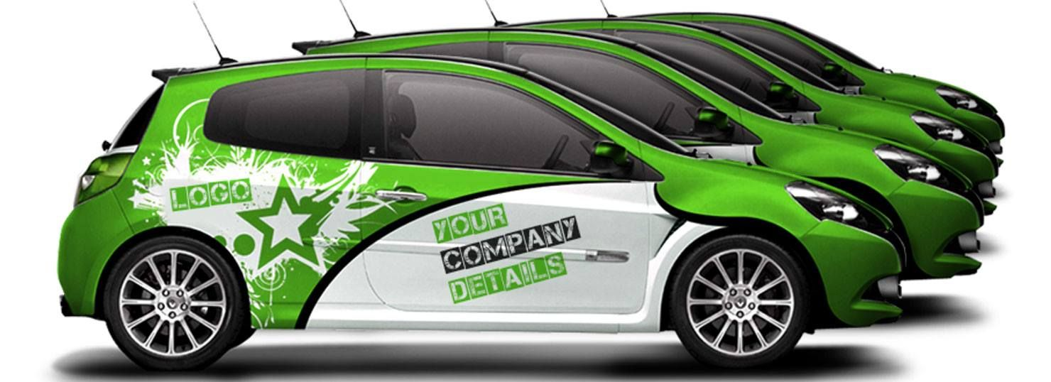 Vehicle Wraps are seen all the time on the move and cannot be ...